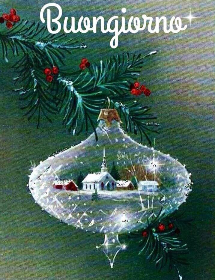 Molto bello   buongiorno   Pinterest   Vintage christmas cards ...
