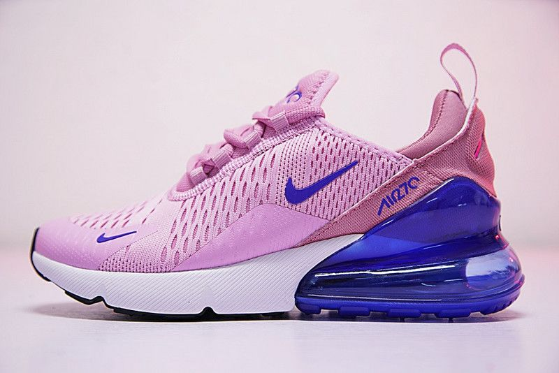 purchase cheap b4558 39441 Best Quality Nike Air Max 270 Pink Purple White AH8050 540 Womens Sport  Running Shoes Sneakers