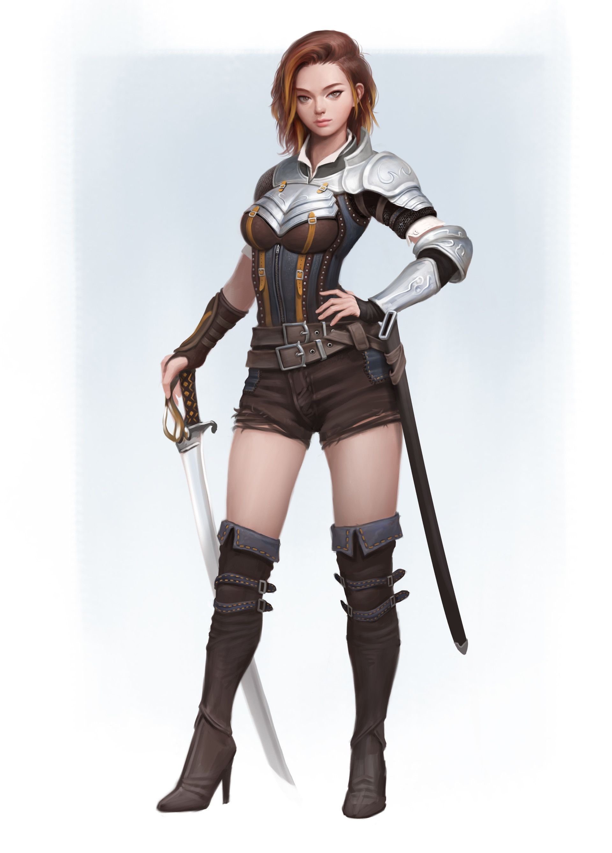 Pin by Aniki Podcast on PAFFv78 - Sephosi | Female knight