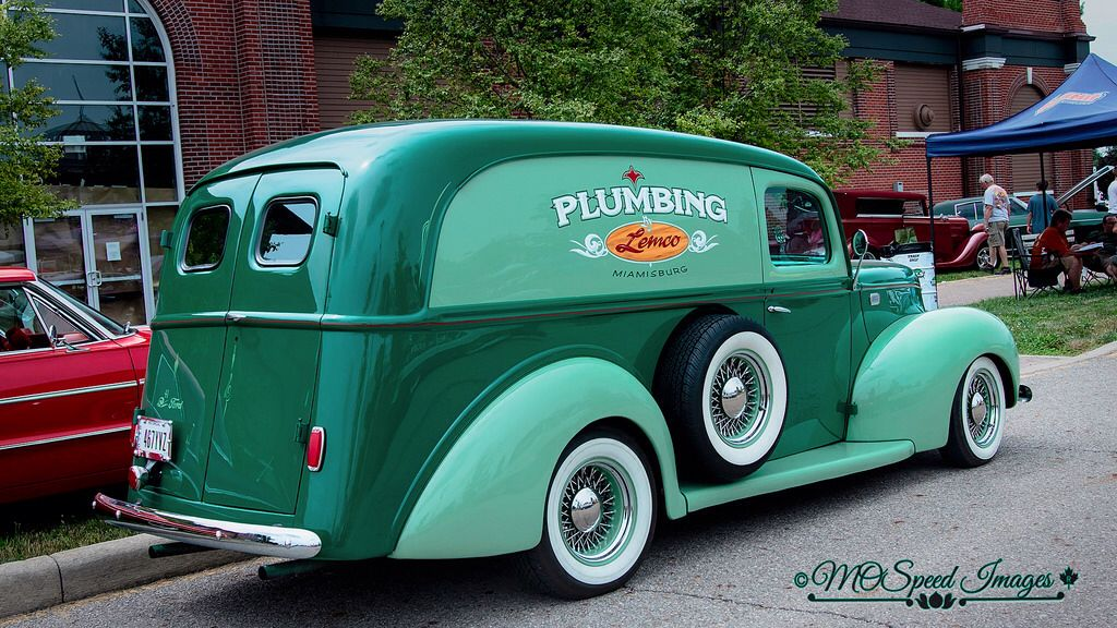 1941 Ford Sedan Delivery Panel Truck Classic Cars Trucks Old Pickup Trucks