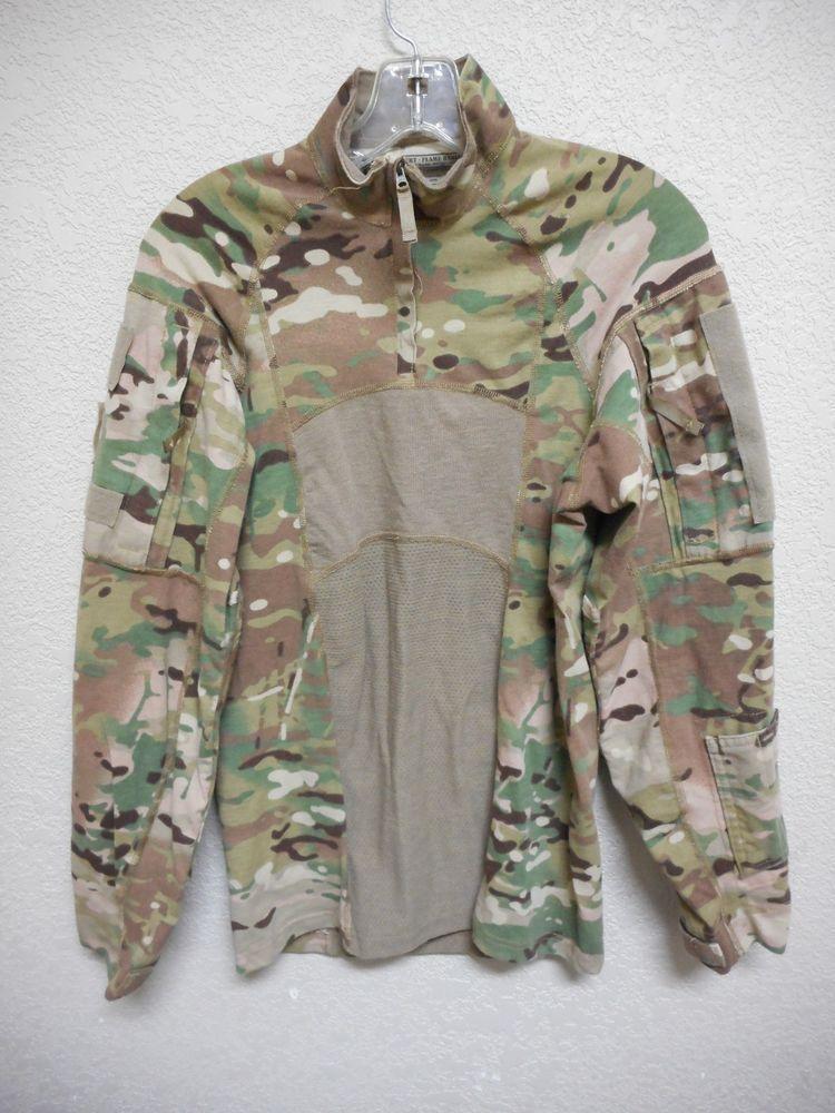 USGI MULTICAM ARMY COMBAT SHIRT TYPE II bc266588b7