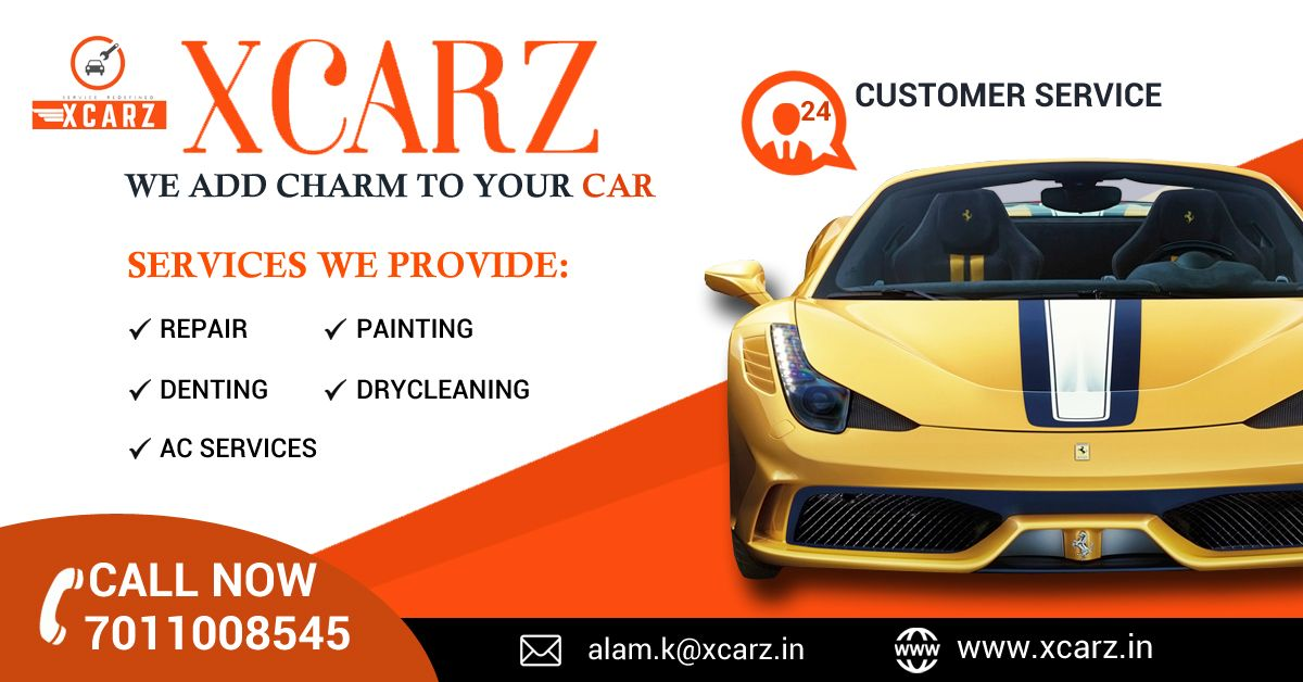 if you want to give new look to your old car visit at