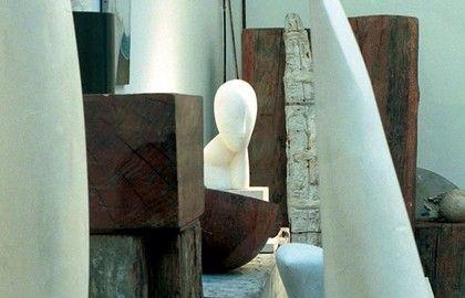 L'Atelier Brancusi, Paris © OTCP - Amélie Dupont