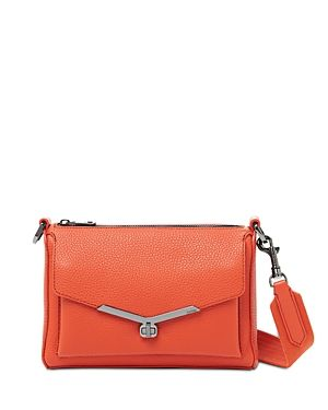 BOTKIER VALENTINA LEATHER CROSSBODY bags