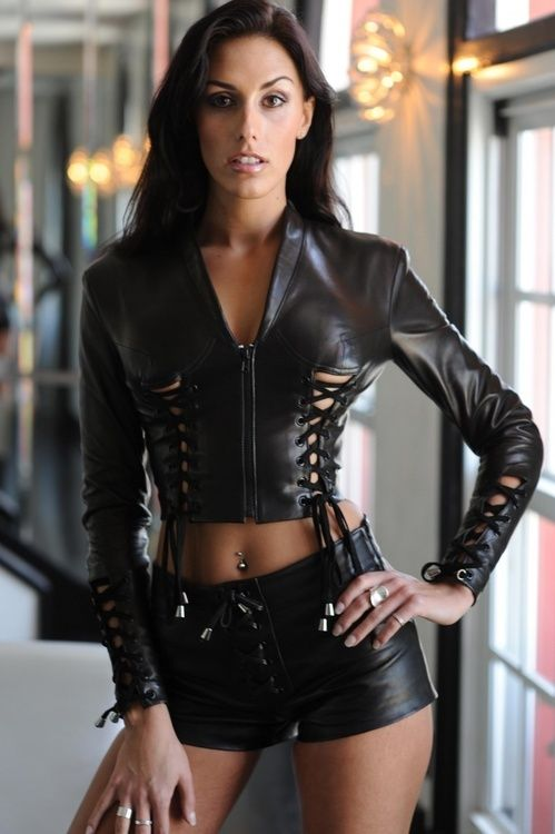 Leather Sex Outfits 115