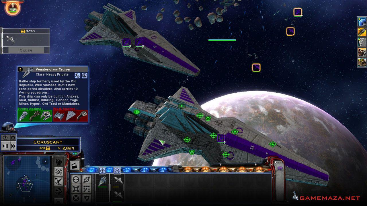 Star Wars Empire at War Screenshot 2 | Games to Download