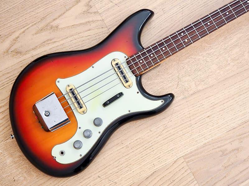 1966 Yamaha Sb 2 Vintage Electric Bass Guitar Short Scale 100 Original W Case Mike Mike S Guitar Bar Reverb In 2020 Yamaha Guitar Electric Bass Guitar