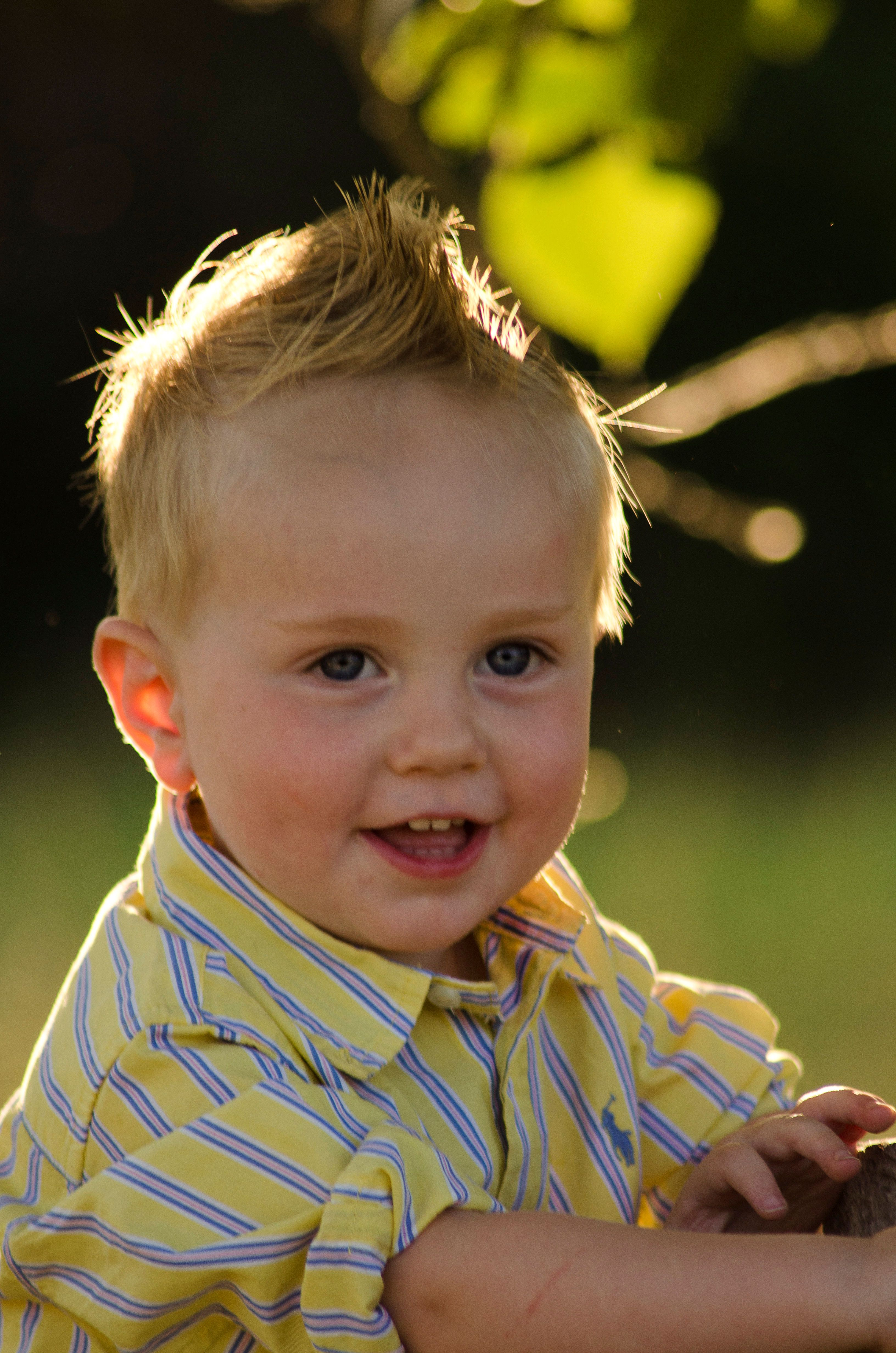 Little Man S 18 Month Photo Shoot By Moon Pix Tags Toddler Photo Love This Haircut Toddler Photos Baby Haircut Toddler