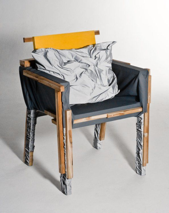 Ripa Chair by Rodrigo Almeida