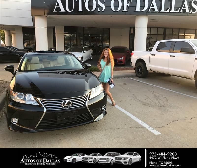 Happy Anniversary To Christina On Your Lexus Es 350 From Omay Bosch At Autos Of Dallas Https Deliverymaxx Com Dealerreviews As Car Dealership Dallas Auto