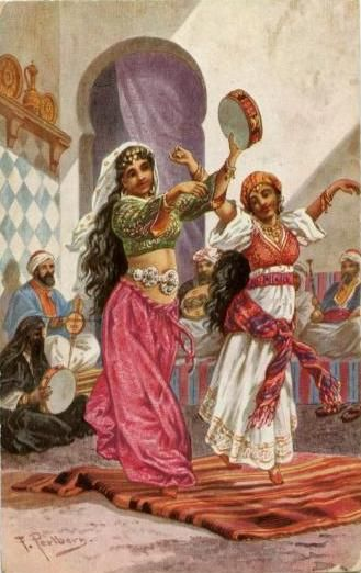 vintage belly dance costumes | harempc4_2012perlberg.jpg (37333 ...