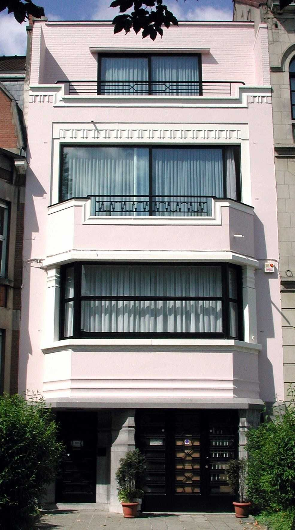 Image Detail For -... Maison Art-Déco Construite En 1935