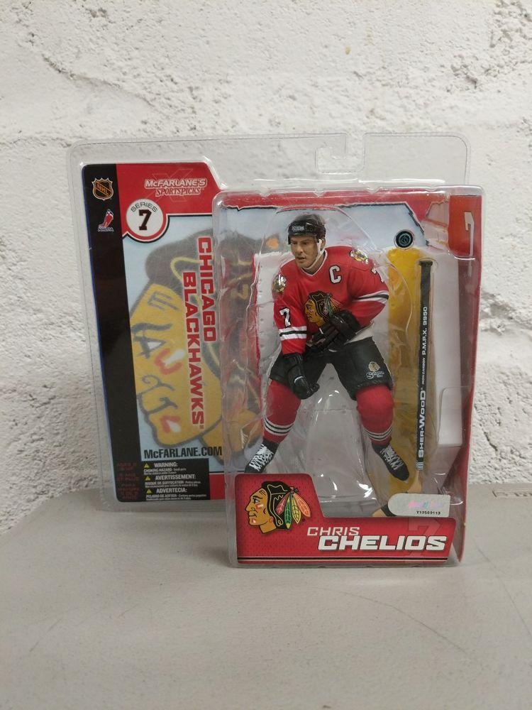 52f88eb95cf Chris Chelios McFarlane s Sports Picks Series 7 NHL  sports  actionfigures   figures