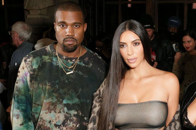 Kanye West Reschedules Saint Pablo Tour Kanye West Kim Kardashian Robbery Fashion