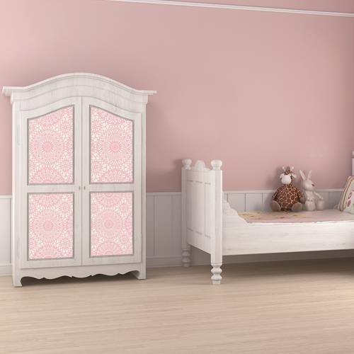 Klebefolie 45cm breit Contour Rose Dekorfolie Designfolie (Meterware