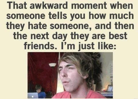 Funny All Time Low Memes : Funny pictures of the day someone tells you they hate someone