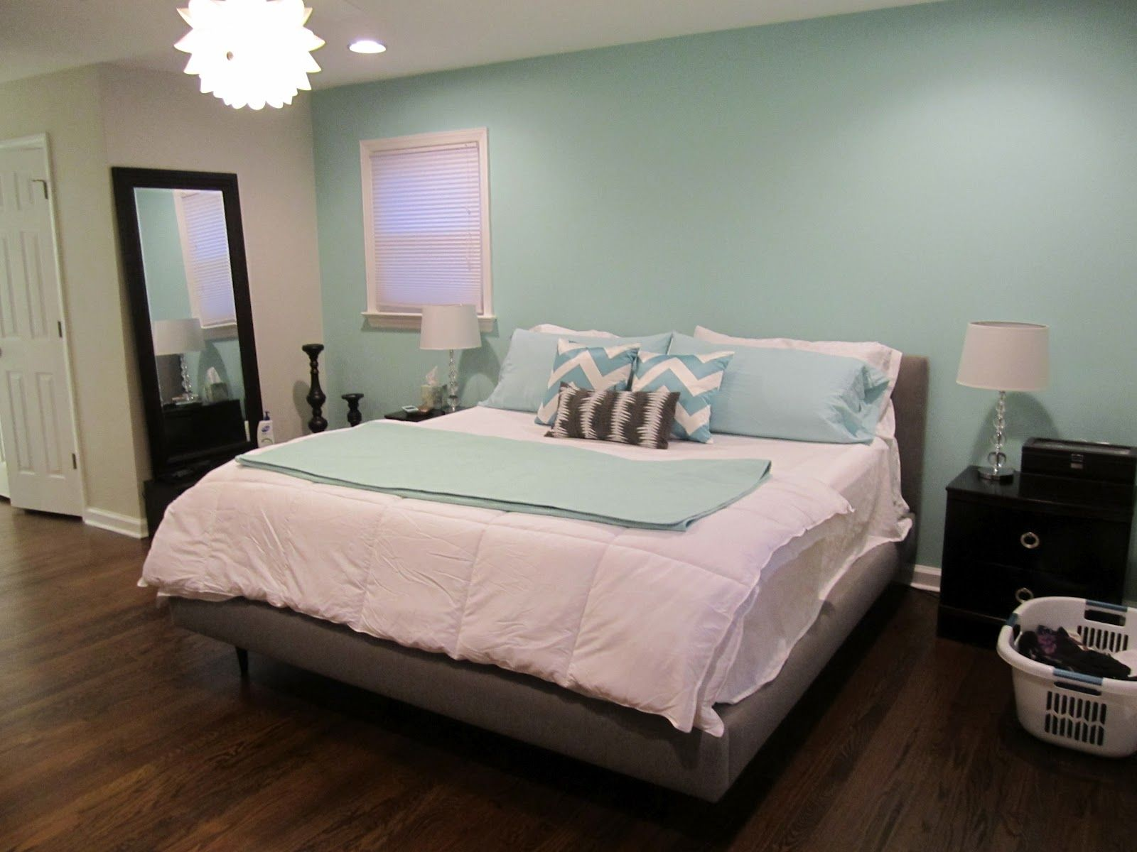 Behr s Balmy Seas Bedroom paint ideas Pinterest