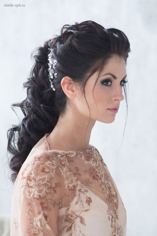 22 Bride S Favorite Wedding Hair Styles For Long