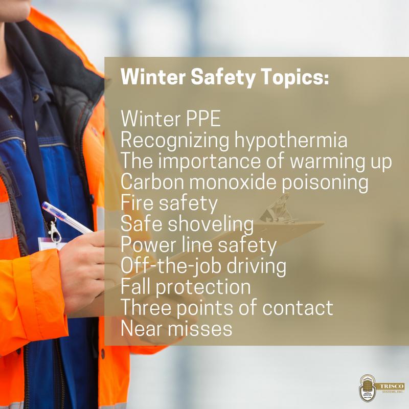 Winter Safety Topics Safety topics, Winter safety, Fire