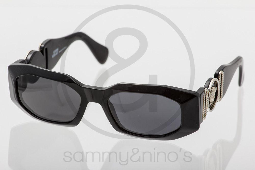 ca989fa0f90 Image of Gianni Versace Mod.414 B    Vintage Sunglasses