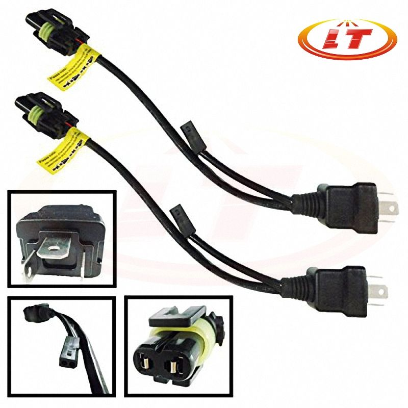 Aliexpress Com Buy 1 Pcs Relay Harness For H4 9003 Hi Lo Bi Xenon Hid Conversion Kit Xenon Bulbs Wiring Recessed Light Conversion Kit Bulb Light Accessories