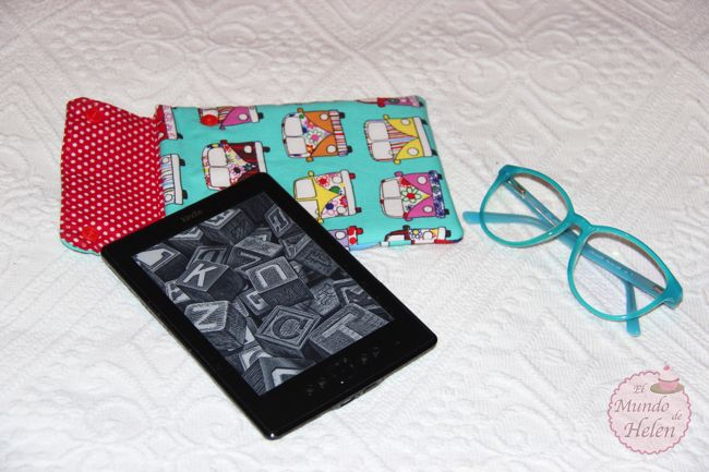 Funda Kindle El Mundo De Helen Funda Kindle Furgonetas Vw Fundas