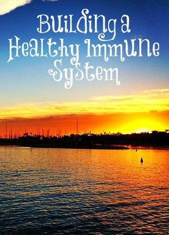 Homeopathic Ways To Build Immune System