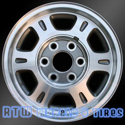 Oem Wheels For Sale Usa Factory Oem Wheels Alloy Rims Gmc Trucks Chevy Trucks Wheels For Sale