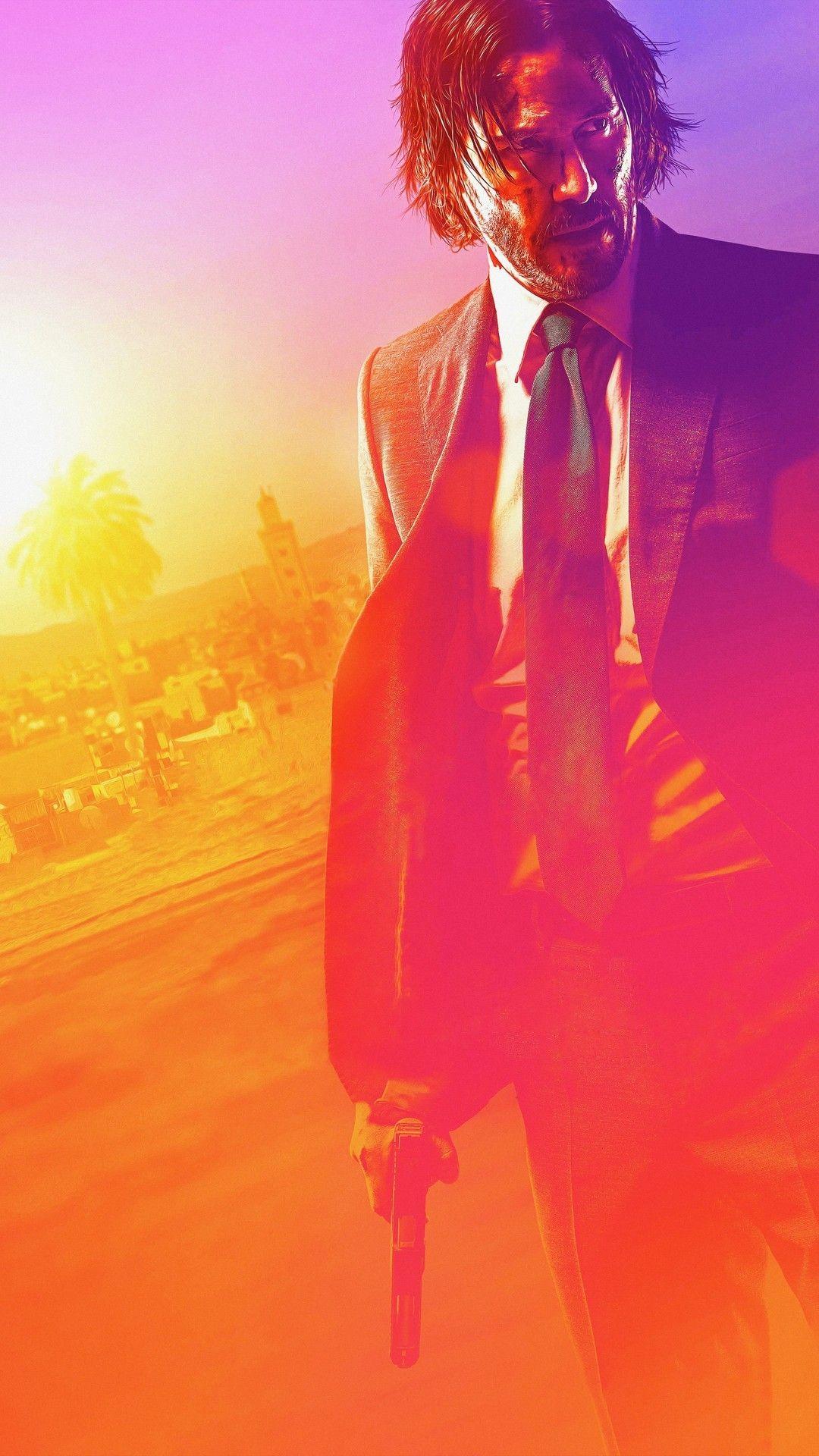 John Wick Chapter 3 Parabellum Poster Hd Best Movie Poster Wallpaper Hd Best Movie Posters Keanu Reeves John Wick Keanu Reeves