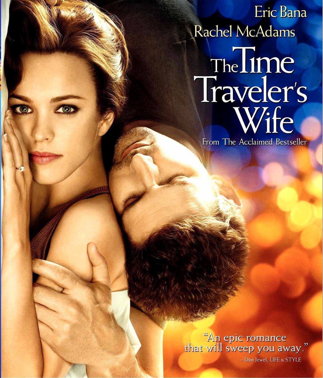 The Time Travelers Wife with Rachel McAdams and Eric Bana