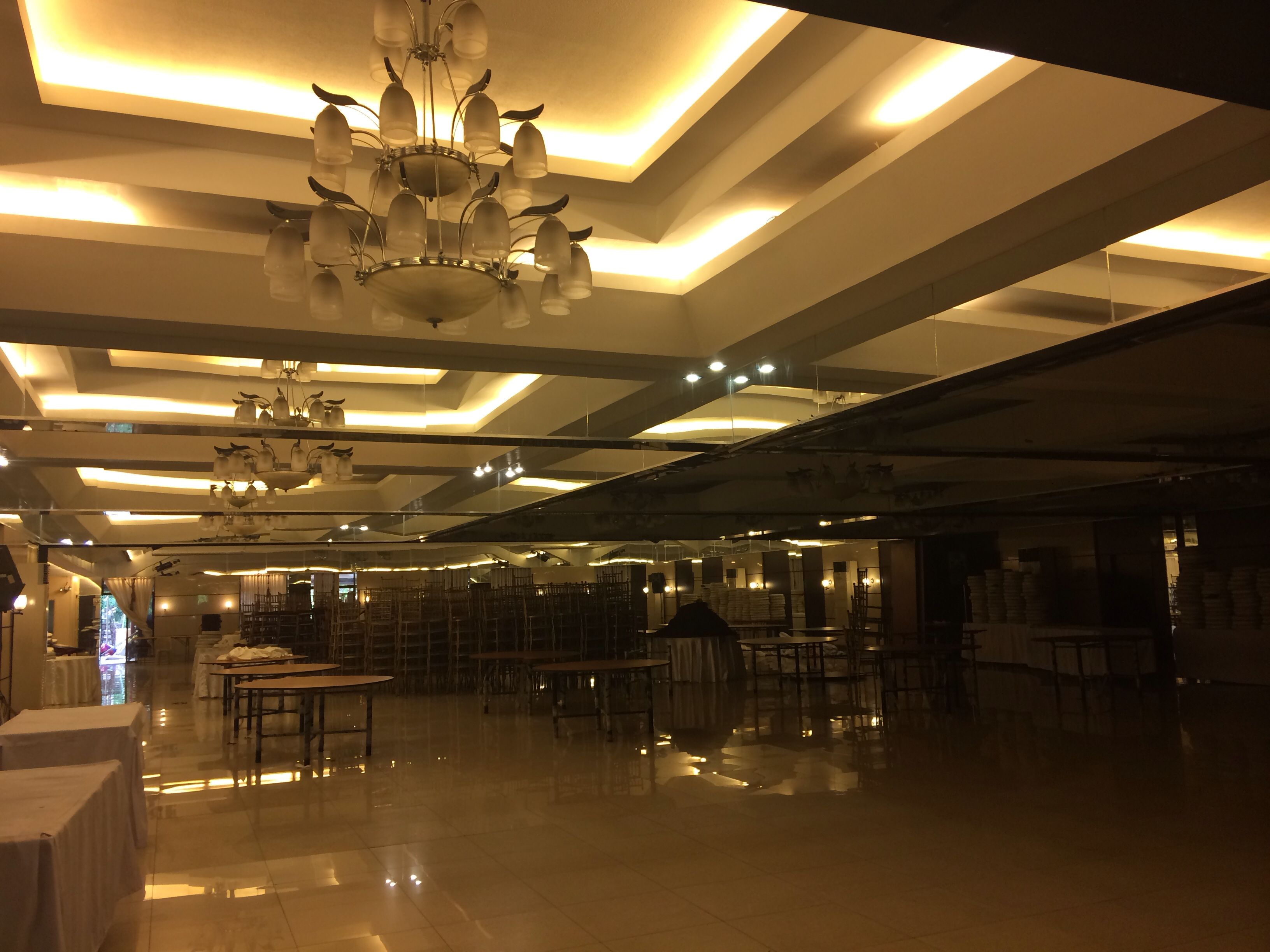 Qc Sports Club Quezon Hall
