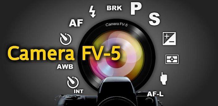 App Camera Fv 5 V1 63 Apk Informasi Teknologi Android Android