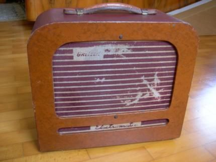 Gretsch Electromatic Standard Amp, 1950ies vintage, excellent in