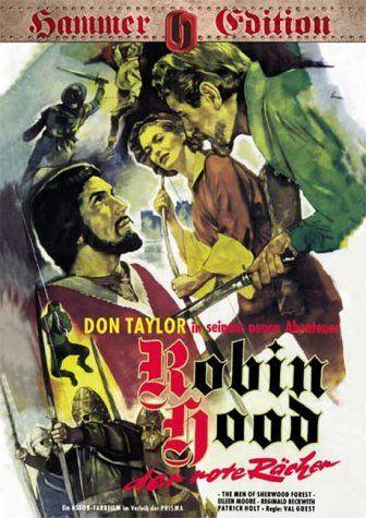 Men of Sherwood Forest (1954, Hammer), German DVD