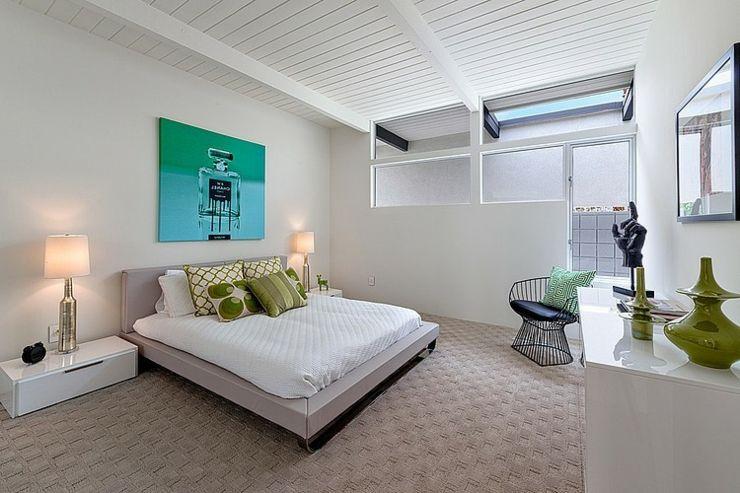 Belle demeure contemporaine californienne à Palm Springs | Salle ...