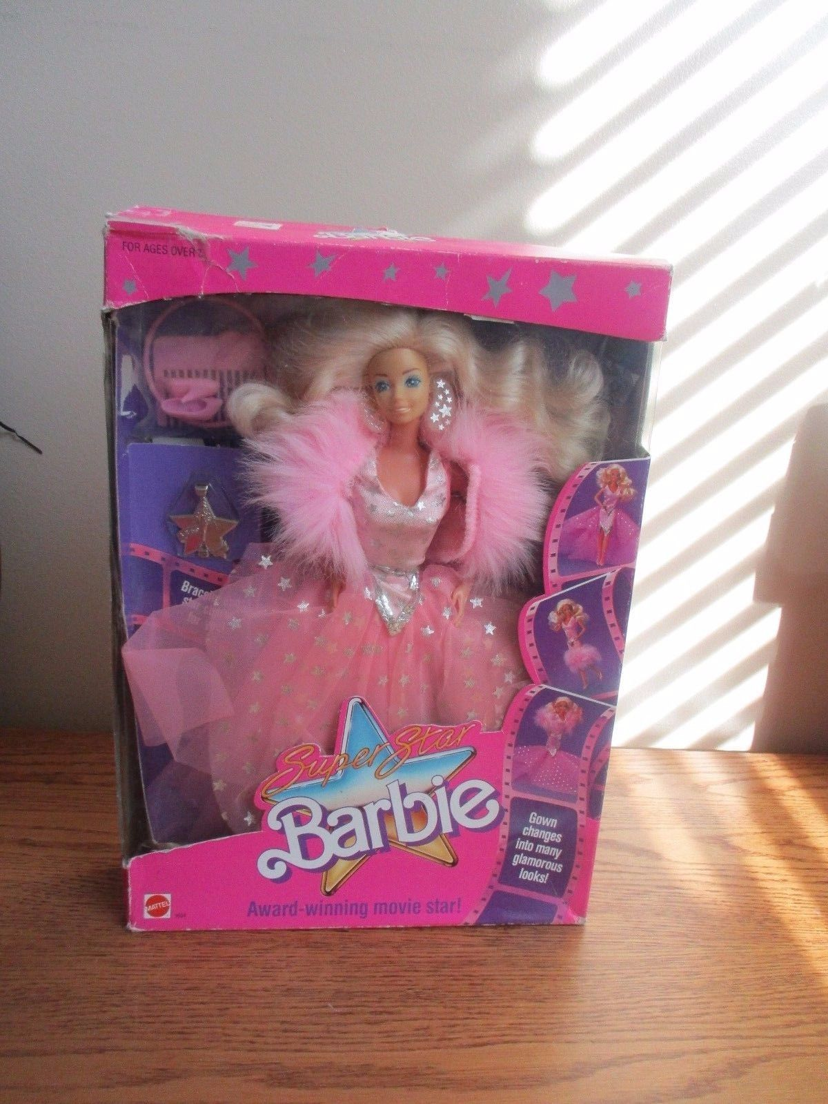 barbie movie star superstar
