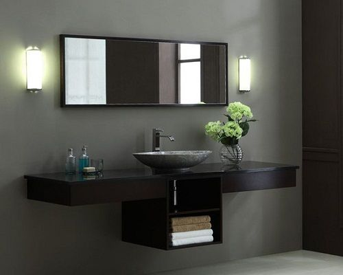 Exceptional Bathroom Vanities   Making Bathrooms A Place To Relax Awesome Design