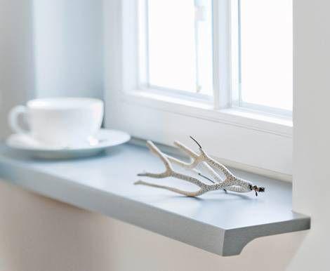 fensterbank f r den innenbereich materialien und einbau pinterest fenstersims fensterb nke. Black Bedroom Furniture Sets. Home Design Ideas
