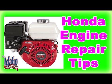 Honda Pressure Washer Engine Disassembly Gcv160la0n5rr280 Repair Help Youtube Repair Bike Repair Engineering
