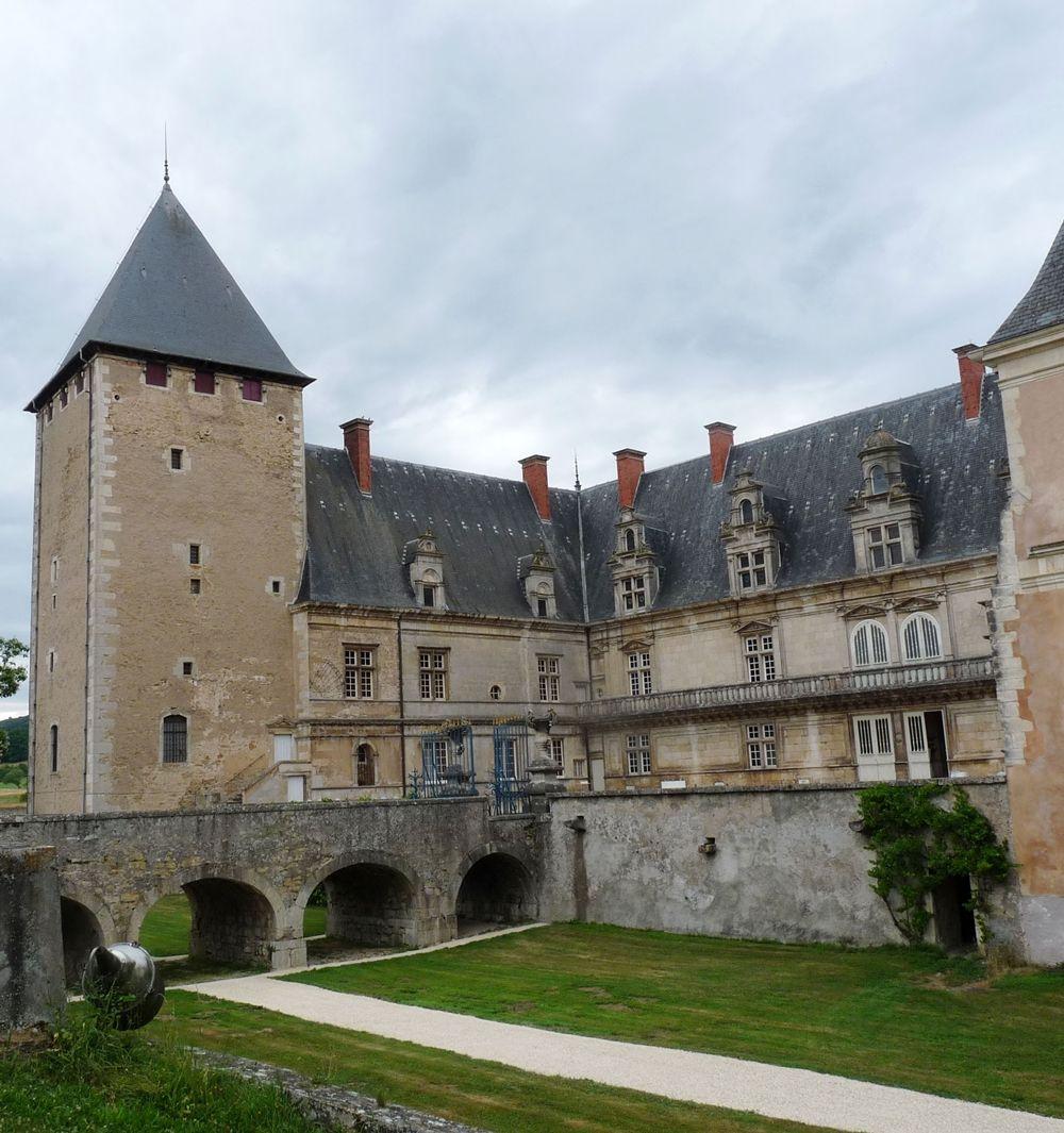 Château de Fléville, Fléville-devant-Nancy, Lorraine