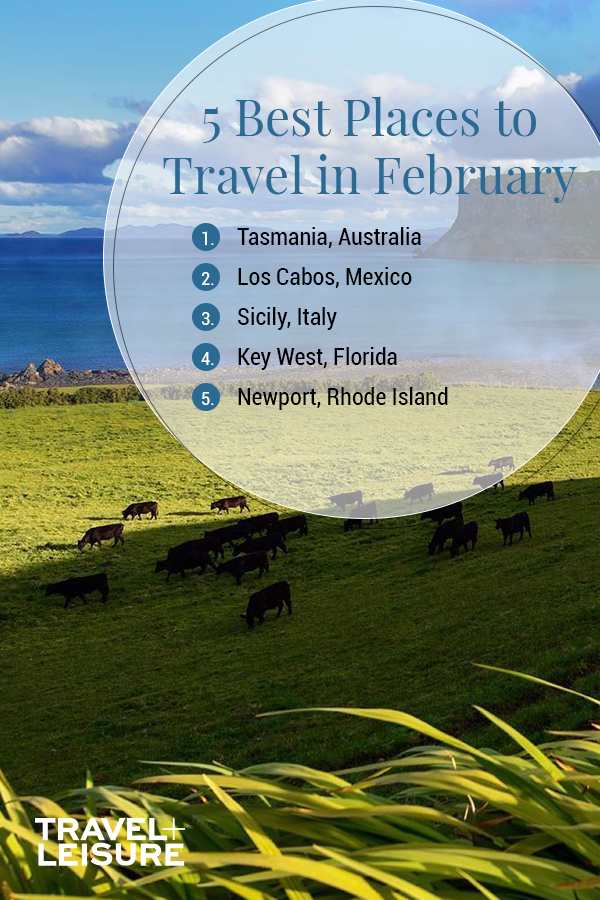 Best Places To Travel In February Best Places To Travel Usa Vacation Destinations Places To Travel