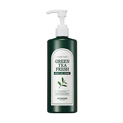 Skinfood Green Tea Fresh Shampoo 400ml Click On The Image For