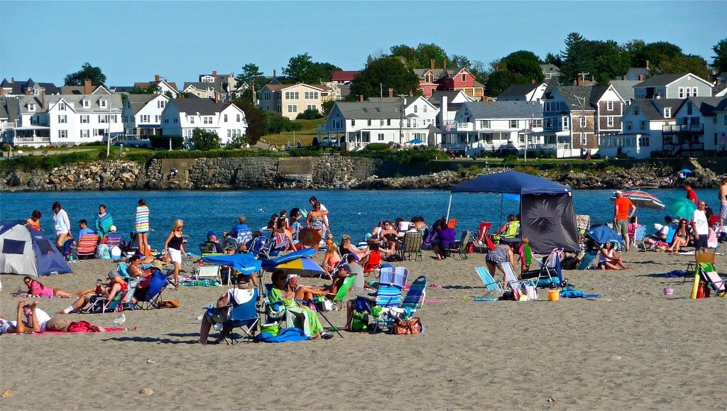 Why Short Sands Beach In York Maine Is One Of The Sweetest Ocean Beaches