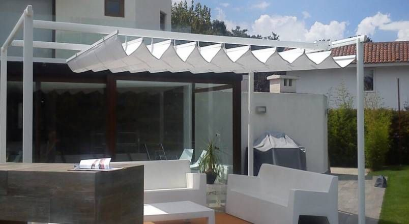 toldos manuales great toldo retrctil manual xmts with