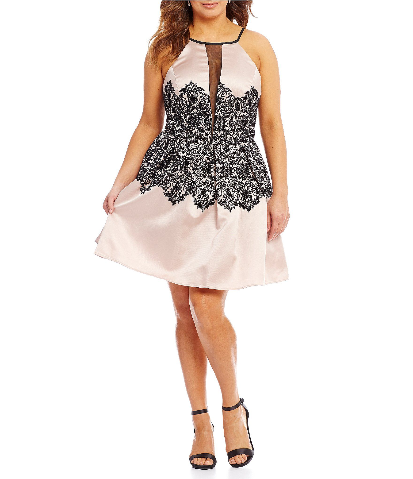 Splendent Glitter Flocked Dress Dillards Teeze Me Teeze Me Glitter Flocked Fitandflare Dress Drea Dillards Homecoming Dresses 2016 Dillards Homecoming Dresses 2017 Coupons