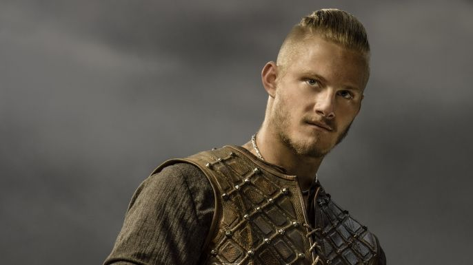 In the Viking sagas, Ragnar is reputed to have three wives