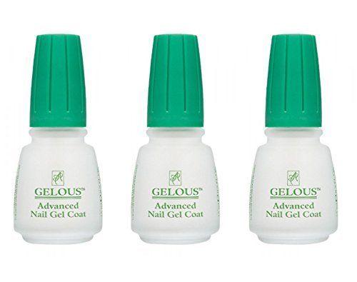 American Classic Gelous Nail Gel Base Coat Nail Polish By Aci Beauty Pack Of 3 Aci Beauty Http Www Amazon Base Coat Nail Polish Gel Nails American Classic
