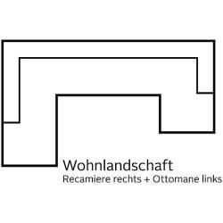 sit&more Wohnlandschaft Sit & MoreSit & More #rangementmaison
