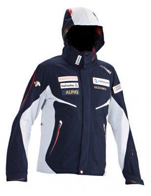 c2528897c8 Swiss Alpine Team WC Ski Jacket - Descente Ski Apparel