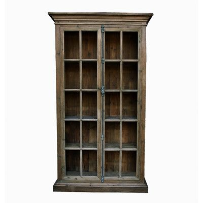 "1900 WAYFAIR   Loon Peak Glacier Peak 85"" Bookcase & Reviews 